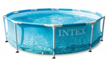 Каркасный бассейн Intex Metal Frame, 28206